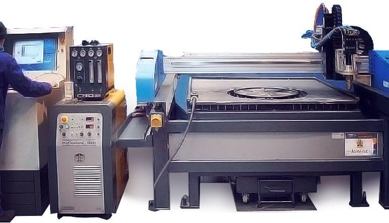 XG Serie - Astratec Plasmasnijmachines en Lasautomatisatie
