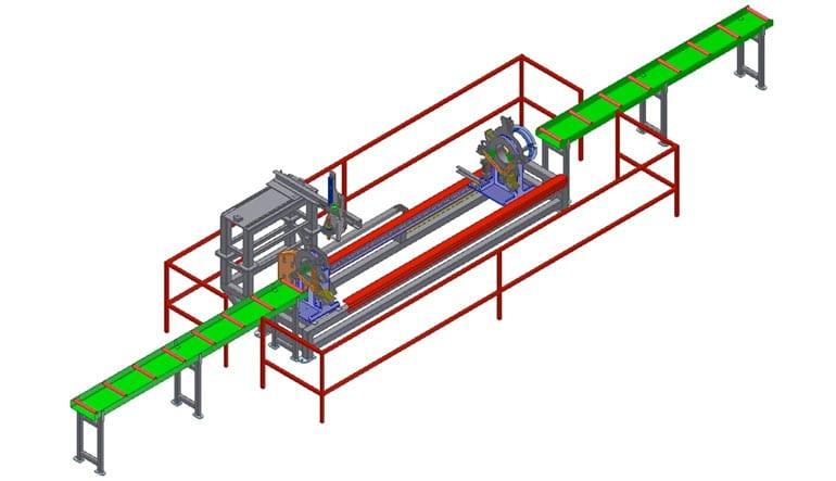 Tubecut - Astratec Plasmasnijmachines en Lasautomatisatie