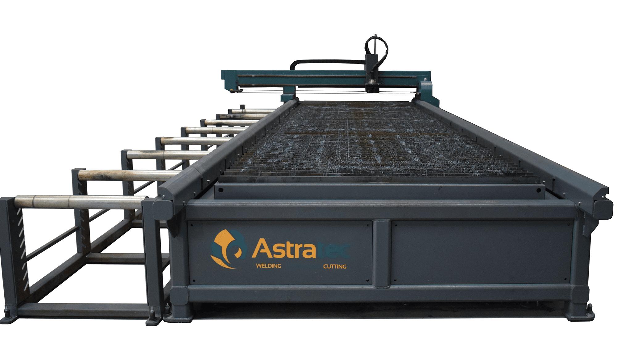 M serie Astratec - Plasmasnijmachines en Lasautomatisatie