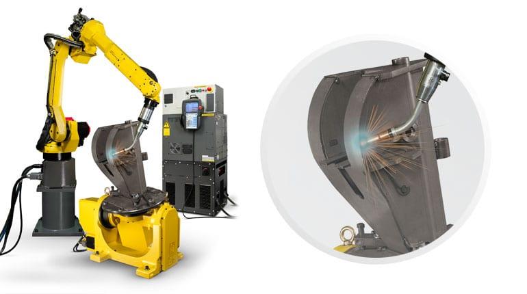 Image - High-end lasrobots