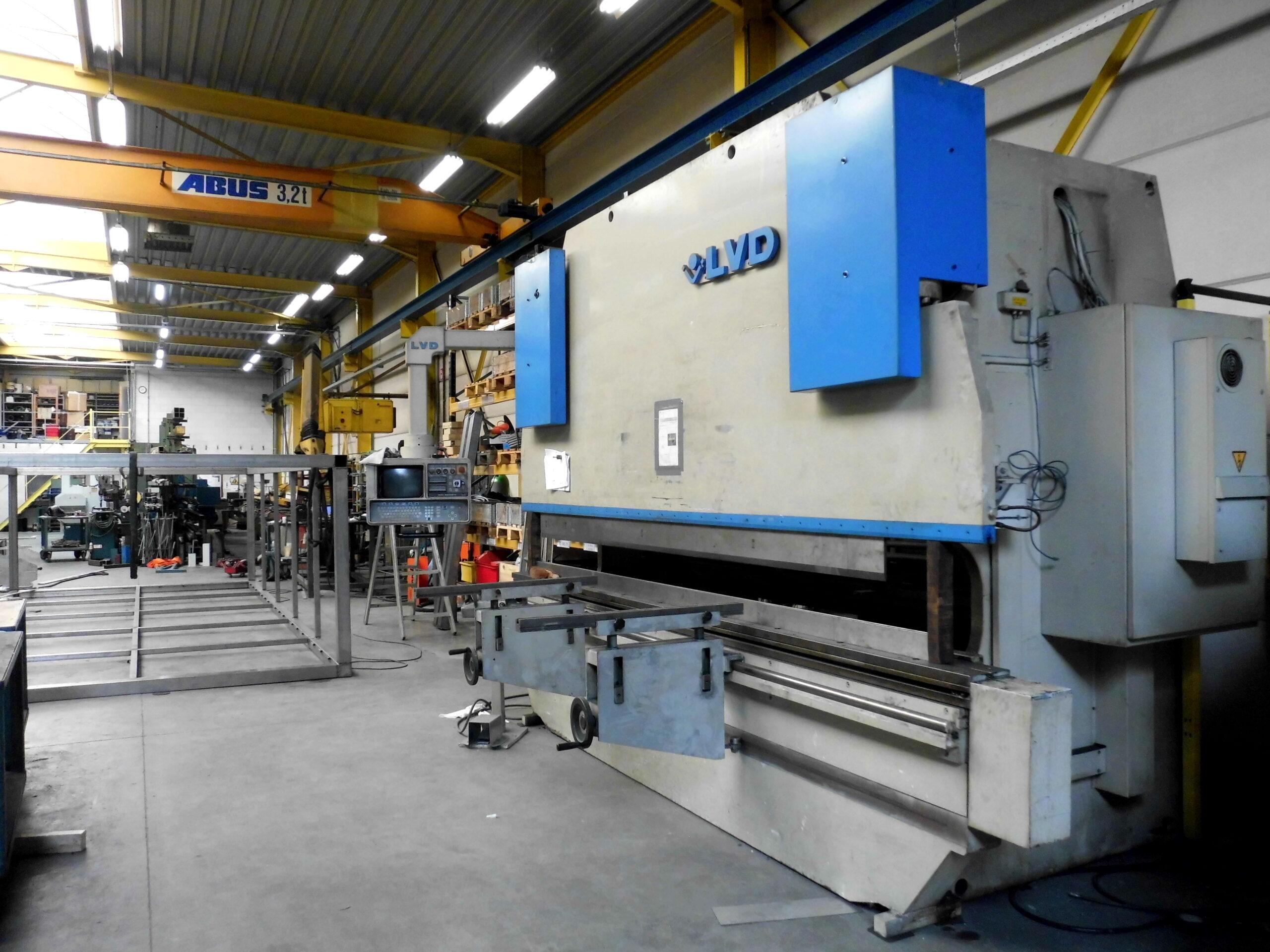 Image - Ontdek ons machinepark